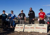Stromlo Gravity Enduro podium